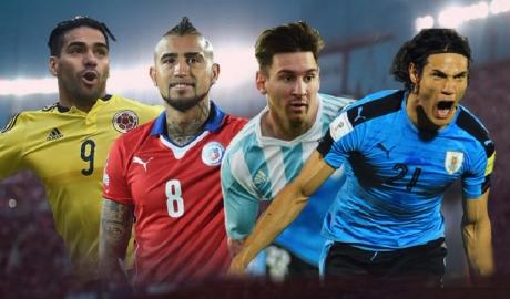 Tổng quan vòng 16 VL World Cup 2018 khu vực Nam Mỹ