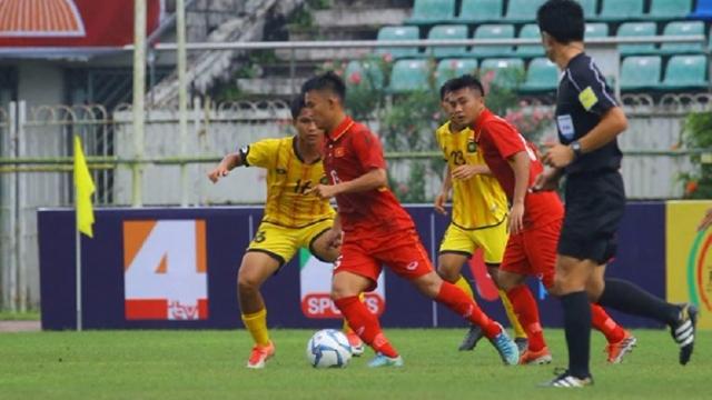 Việt Nam đè bẹp Brunei ở trận mở màn giải U18 Đông Nam Á