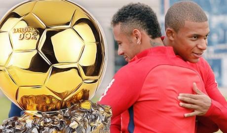 Nịnh đàn anh, Mbappe hứa giúp Neymar giành QBV