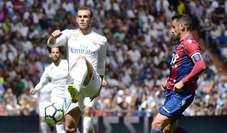 Bất lực trước Levante, Real hòa trận thứ hai liên tiếp