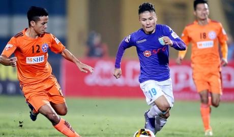 Đức Chinh và Quang Hải quyết khẳng định vai trò tại V.League