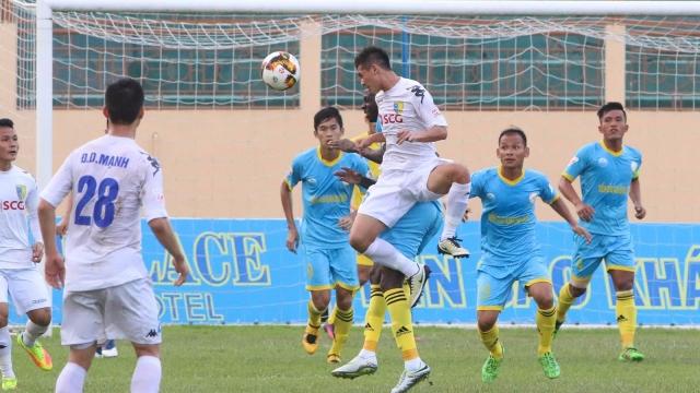Sanna Khánh Hòa 1- 0 Hồ Chí Minh (Vòng 17 V.League 2017)