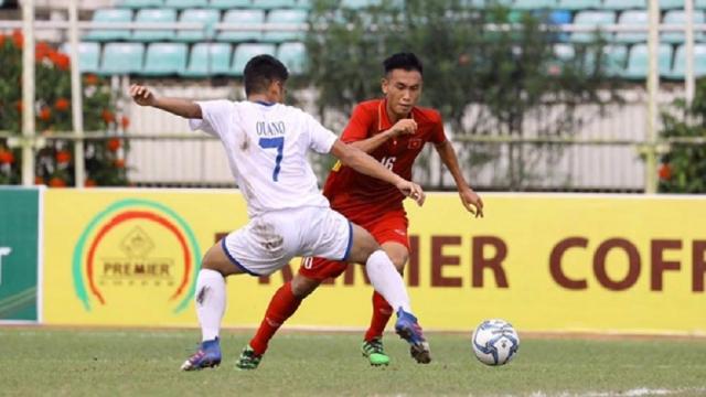Việt Nam 5-0 Philippines (Giải U18 Đông Nam Á 2017)