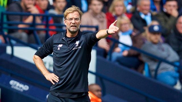 Jurgen Klopp nói gì sau trận thảm bại trước Man City?