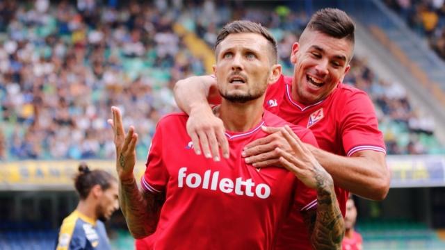 Verona 0-5 Fiorentina (Vòng 3 Serie A 2017/18)