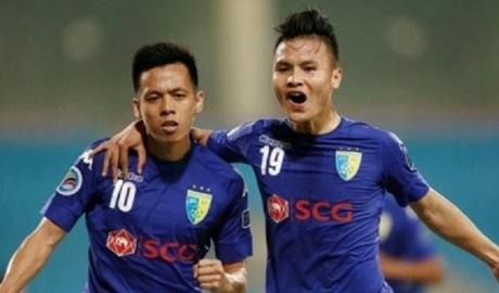 Đánh bại SLNA, Hà Nội FC áp sát vị trí số 1 V.League 2017