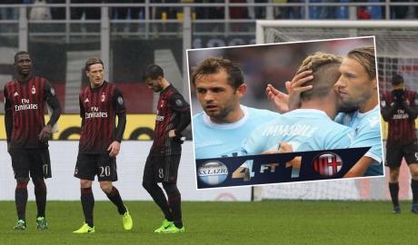 """Milan coi chừng, dớp """"4 bàn thua"""" đang trở lại"""