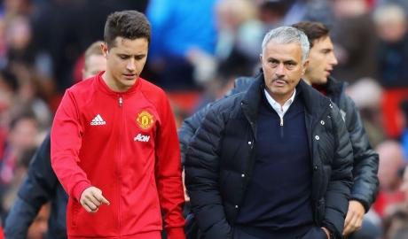 Mourinho tiết lộ lí do không dùng Herrera ở Champions League