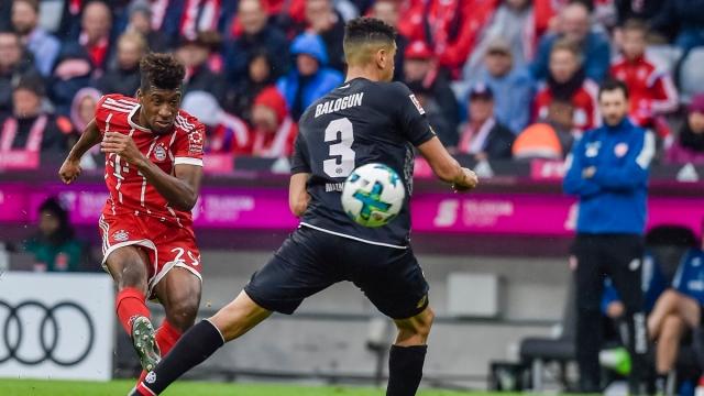 Bayern 4-0 Mainz (Vòng 4 Bundesliga 2017/18)