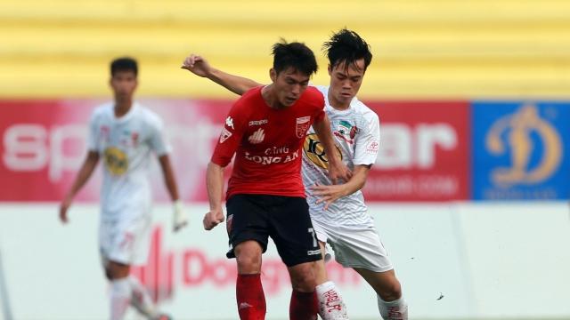 Hoàng Anh Gia Lai 1-2 Long An (Vòng 18 V.League 2017)