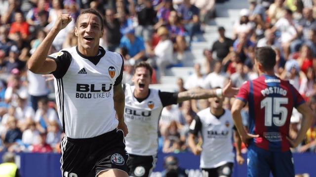 Levante 1-1 Valencia (Vòng 4 La Liga 2017/18)