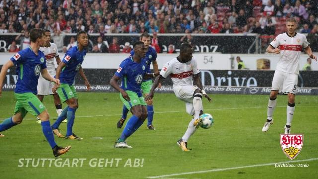 Stuttgart 1-0 Wolfsburg (Vòng 4 Bundesliga 2017/18)