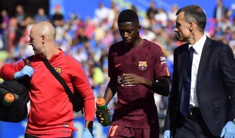 Barca nhận tin dữ từ Dembele
