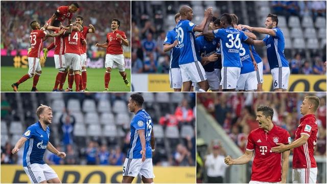 Top 10 bàn thắng đáng xem nhất lịch sử đối đầu Bayern vs Schalke