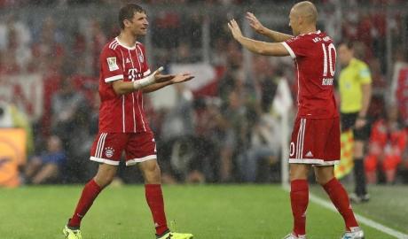 Vòng 4 Bundesliga 2017/18: In đậm dấu ấn Đức