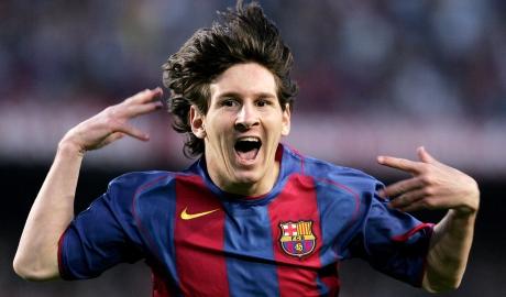 Messi & hành trình ghi 300 bàn tại Nou Camp