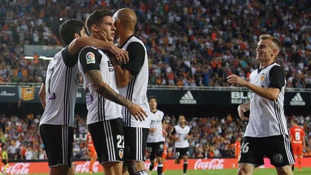 Valencia 5-0 Malaga (Vòng 5 La Liga 2017/18)