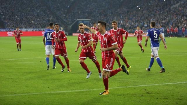 Schalke 0-3 Bayern (Vòng 5 Bundesliga 2017/18)