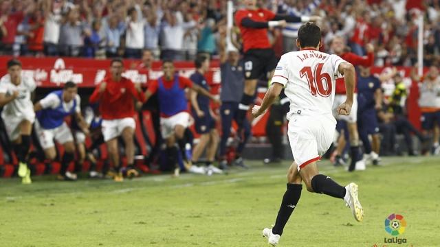 Sevilla 1-0 Las Palmas (Vòng 5 La Liga 2017/18)