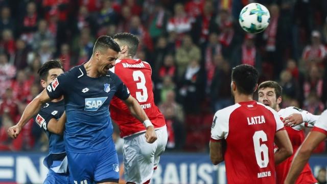 Mainz 2-3 Hoffenheim (Vòng 5 Bundesliga 2017/18)