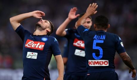 Vòng 5 Serie A: Napoli lên đỉnh cùng Juventus