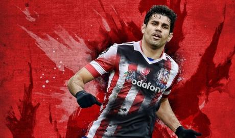 Diego Costa đạt thỏa thuận rời Chelsea để tới Atletico
