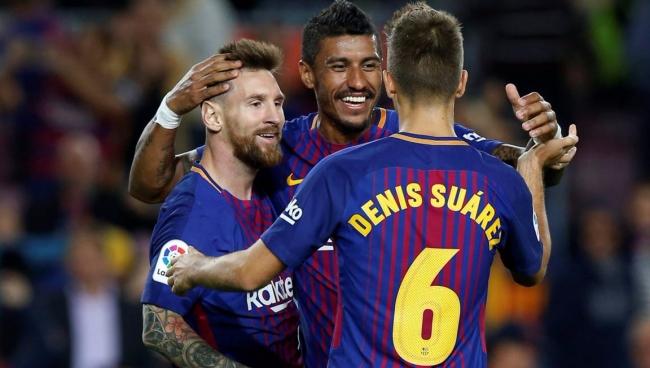Nhận định bóng đá Girona vs Barcelona, 01h45 ngày 24/9 (Vòng 6 La Liga 2017/18)