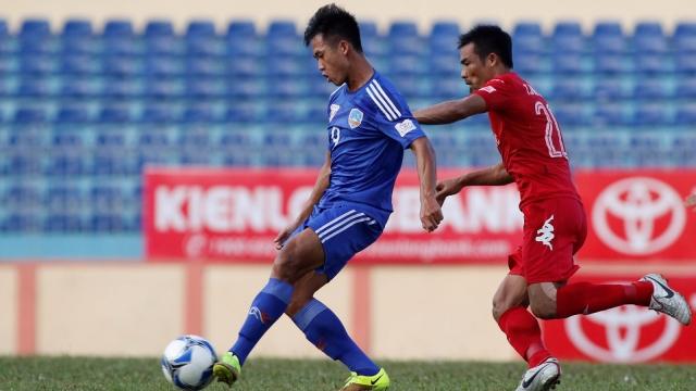 Quảng Nam 2-1 Hải Phòng (Vòng 19 V.League 2017)