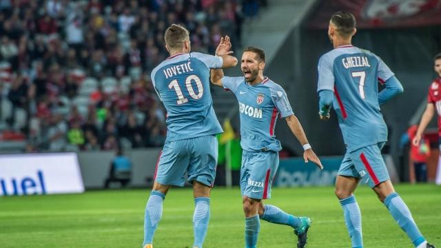 Lille 0-4 Monaco (Vòng 7 Ligue 1 2017/18)