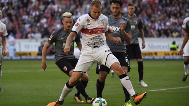 Stuttgart 0-0 Augsburg (Vòng 6 Bundesliga 2017/18)