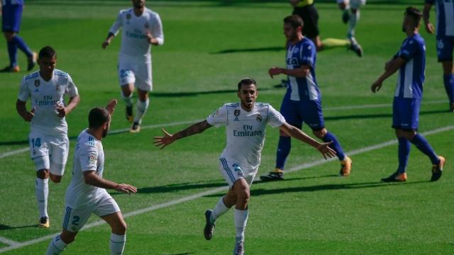 Alaves 1-2 Real Madrid (Vòng 6 La Liga 2017/18)