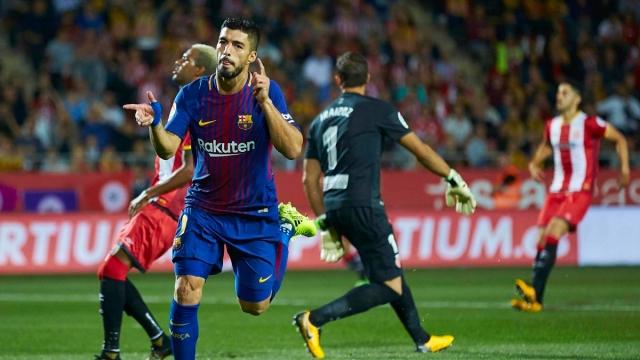 Girona 0-3 Barcelona (Vòng 6 La Liga 2017/18)