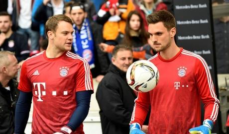 Bayern và bài toán vá lỗ hổng Neuer