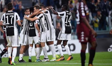 Đua song mã Juventus - Napoli bắt đầu quyết liệt