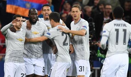 Lukaku lập kỷ lục, M.U diệt gọn CSKA Moscow