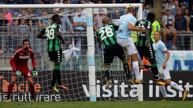 Lazio 6-1 Sassuolo (Vòng 7 Serie A 2017/18)
