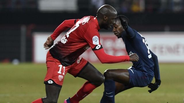 Dijon 1-1 Strasbourg (Vòng 8 Ligue 1 2017/18)