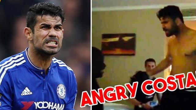Pogba, Costa và tâm trạng của các ngôi sao bóng đá khi chơi điện tử