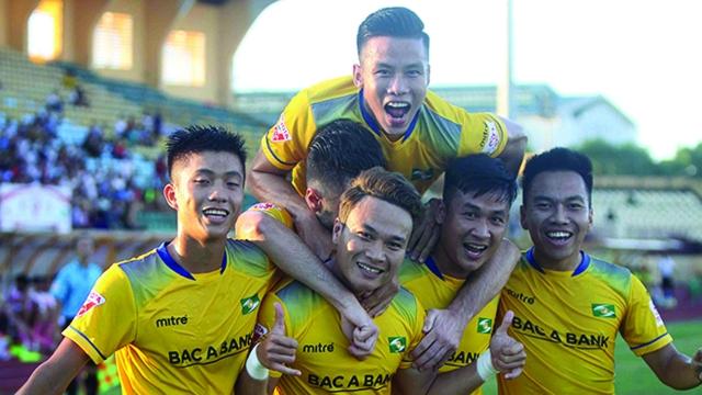 Quảng Nam 3-3 SLNA (Bán kết lượt về cúp Quốc gia)