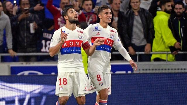 Lyon 3-2 Monaco (Vòng 9 Ligue 1 2017/18)