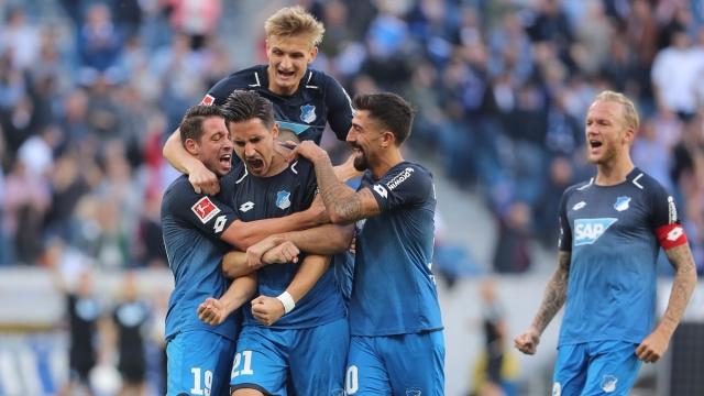 Hoffenheim 2-2 Augsburg (Vòng 8 Bundesliga 2017/18)