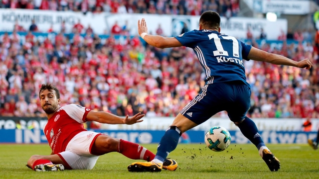 Mainz 05 3-2 Hamburger (Vòng 8 Bundesliga 2017/18)