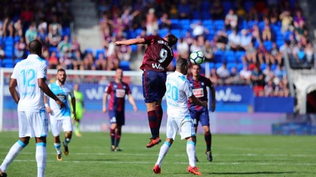 Eibar 0-0 Deportivo (Vòng 8 La Liga 2017/18)