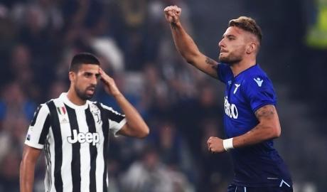 Juventus 1-2 Lazio: VAR không cứu nổi chủ nhà