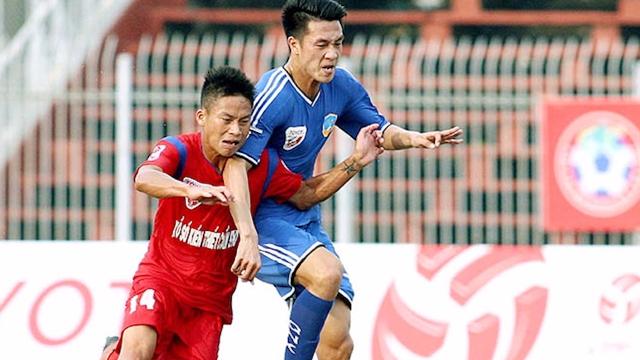 Cần Thơ 2-3 Quảng Nam (Vòng 21 V.League 2017)