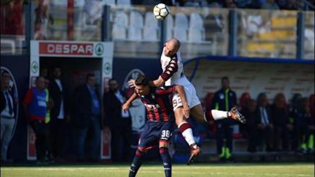 Crotone 2-2 Torino (Vòng 8 Serie A 2017/18)