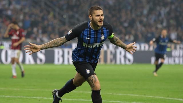 Inter 3-2 AC Milan (Vòng 8 Serie A 2017/18)