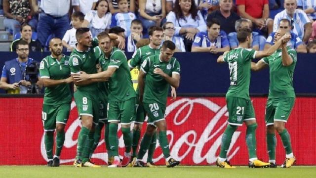 Malaga 0-2 Leganes (Vòng 8 La Liga 2017/18)