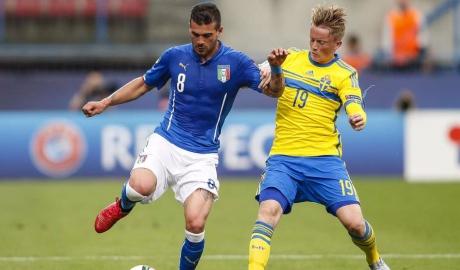 Play-off World Cup châu Âu: Italia gặp thách thức lớn Thụy Điển