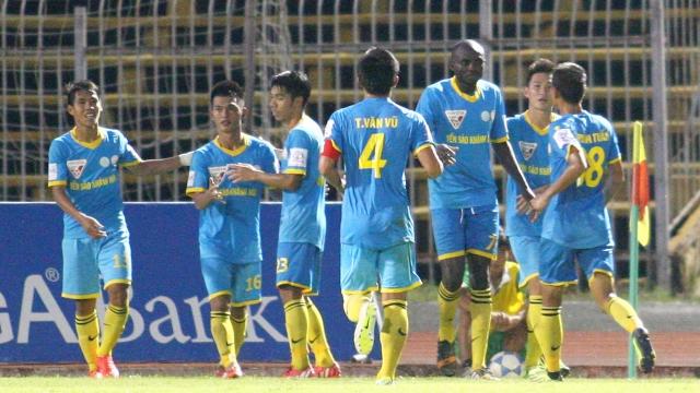 Khánh Hòa 3-2 SHB Đà Nẵng (Vòng 22 V.League 2017)